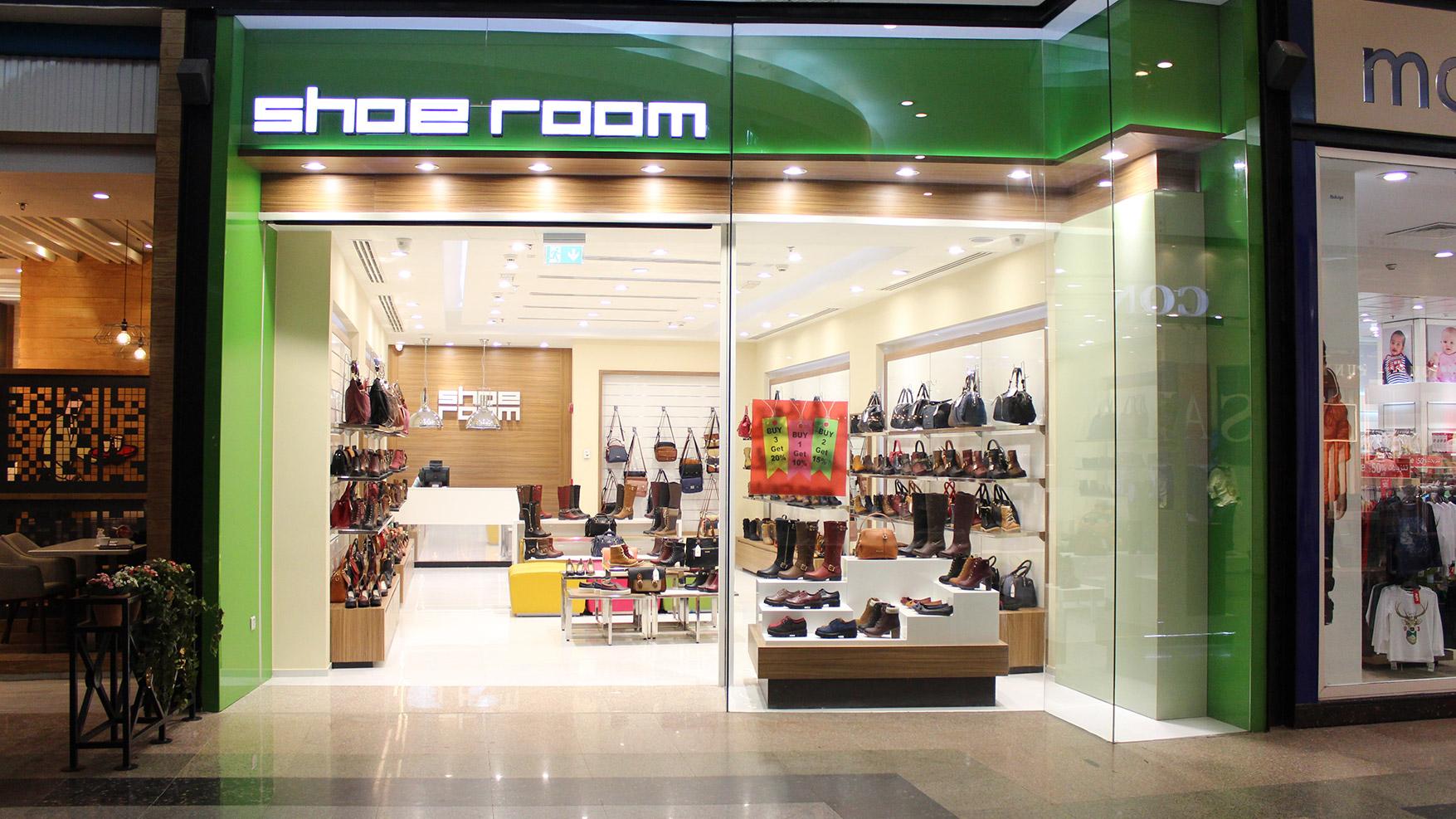 Shoeroom